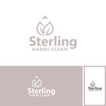 Sterling Handi-Clean Logo - Entry #235