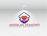 American Diamond Cattle Ranchers Logo - Entry #127
