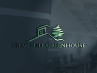 Lilac Hill Greenhouse Logo - Entry #67