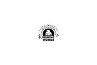 Sunshine Homes Logo - Entry #330