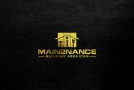 MAIN2NANCE BUILDING SERVICES Logo - Entry #127