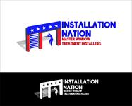 Installation Nation Logo - Entry #134
