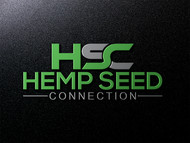 Hemp Seed Connection (HSC) Logo - Entry #31