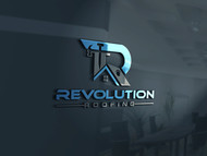 Revolution Roofing Logo - Entry #237