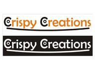 Crispy Creations logo - Entry #20