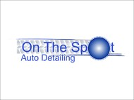 On the Spot Auto Detailing Logo - Entry #78