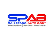 San Pedro Auto Body Logo - Entry #119