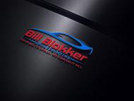 Bill Blokker Spraypainting Logo - Entry #77