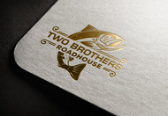 Two Brothers Roadhouse Logo - Entry #20
