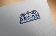 ASCAR Contracting Logo - Entry #4