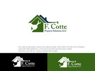 F. Cotte Property Solutions, LLC Logo - Entry #119