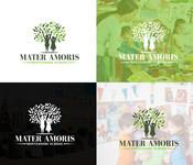 Mater Amoris Montessori School Logo - Entry #175