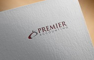 Premier Accounting Logo - Entry #163