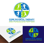 Core Physical Therapy and Sports Performance Logo - Entry #71