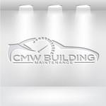 CMW Building Maintenance Logo - Entry #450