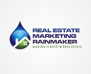 Real Estate Marketing Rainmaker Logo - Entry #28