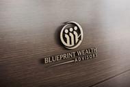 Blueprint Wealth Advisors Logo - Entry #87