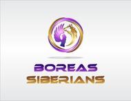 Siberian Husky Logo - Entry #109