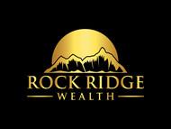 Rock Ridge Wealth Logo - Entry #356