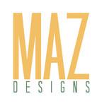 Maz Designs Logo - Entry #229