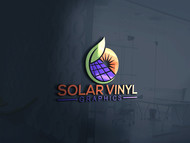 Solar Vinyl Graphics Logo - Entry #231