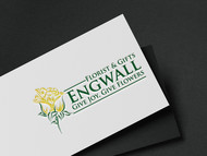 Engwall Florist & Gifts Logo - Entry #195