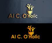 Al C. O'Holic Logo - Entry #64