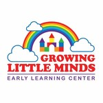 Growing Little Minds Early Learning Center or Growing Little Minds Logo - Entry #23