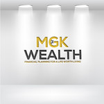 MGK Wealth Logo - Entry #276