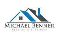 Michael Benner, Real Estate Broker Logo - Entry #139