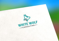 White Wolf Consulting (optional LLC) Logo - Entry #226