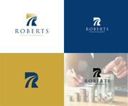 Roberts Wealth Management Logo - Entry #264