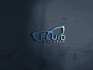 FLUID EYEWEAR Logo - Entry #31