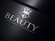 Beauty Status Studio Logo - Entry #218