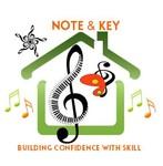 Note & Key Logo - Entry #44