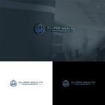 ALLRED WEALTH MANAGEMENT Logo - Entry #754