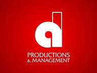 Corporate Logo Design 'AD Productions & Management' - Entry #66