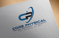 Core Physical Therapy and Sports Performance Logo - Entry #294