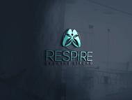 Respire Logo - Entry #8