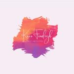 Kara Fendryk Makeup Artistry Logo - Entry #30