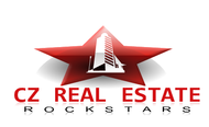 CZ Real Estate Rockstars Logo - Entry #35