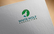 White Wolf Consulting (optional LLC) Logo - Entry #189