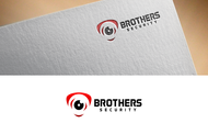 Brothers Security Logo - Entry #234
