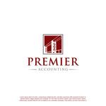 Premier Accounting Logo - Entry #89