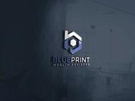 Blueprint Wealth Advisors Logo - Entry #199