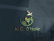 Al C. O'Holic Logo - Entry #2