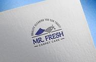 Mr. Fresh Carpet Care Logo - Entry #136