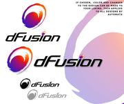 dFusion Logo - Entry #102