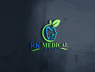 RK medical center Logo - Entry #268