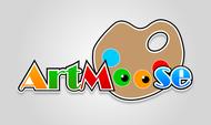 ArtMoose Logo - Entry #4